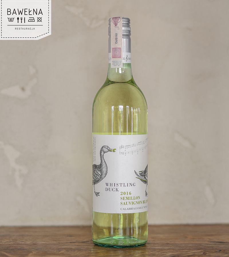 Whistling Duck Sauvignon Blanc Semillon