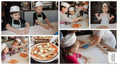 Nowy rok szkolny - Warsztaty z pizzy