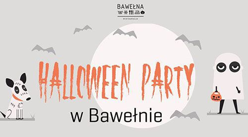 Halloween Party w Łodzi