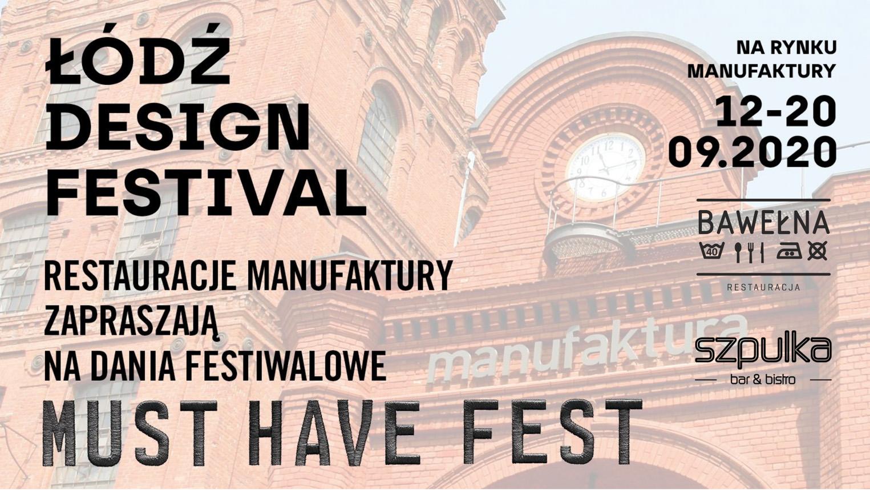 Bawełna Festiwal Łódź Design