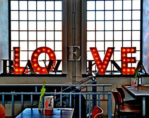 Walentynkowe LOVE