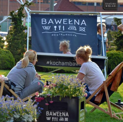 Lato w ogródku Bawełny